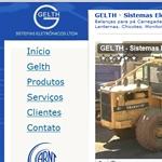 Lançamento do novo site da Gelth