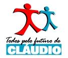 Lançamento do site da Prefeitura de Cláudio